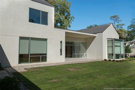Light Grey House by Light Grey Stucco Grey Windows Stj Villa Design
