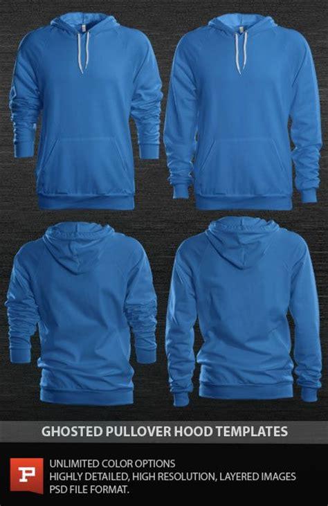 hoodie design template psd photorealistic custom raglan sleeve pullover hoodie