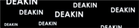 Deakin Mba Ranking by Deakin Rankings Universities