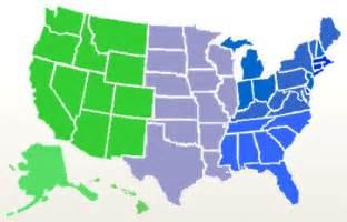 maps usa map of east coast