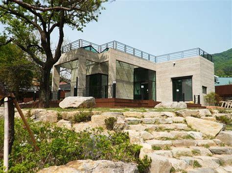 korean home design sles entradas de casas minimalistas