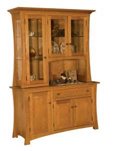 Hutch Website Amish Dining Room Hutch Buffet Server China Cabinet Solid