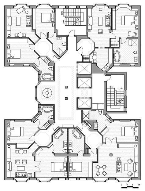in suite floor plans 25 best ideas about hotel floor plan on