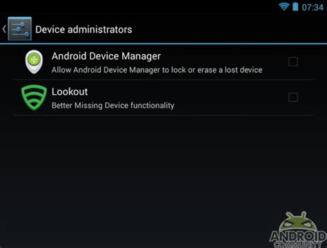 android device mananger big news android device manager released by