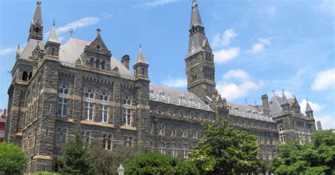 Georgetown Mba One Year Or Two Year by Georgetown Unveils Program Aiming To Improve Issues Of