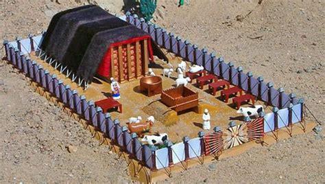 el tabernaculo o tienda de reunion de israel el portal estelar de tutankhamun