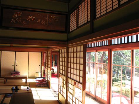 Japanese Interior Design by Fusuma And Shoji Screens Japan Guide