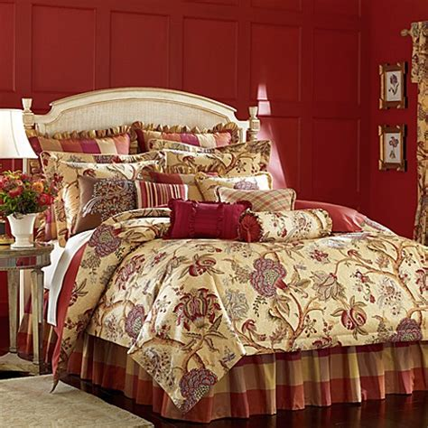 rose tree bedding discontinued rose tree shenandoah comforter set 100 cotton bed bath