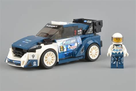 lego ford focus review 75885 ford m sport wrc brickset lego set