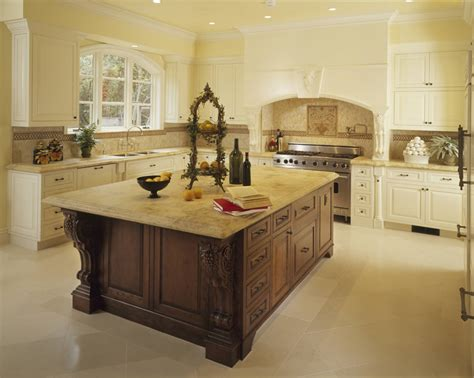 Kitchen With An Island 48 Luxury Kitchen Designs Worth Every Photos