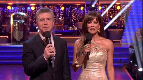dancing with the stars brooke burke charvet to be replaced by erin mike tricia s hollywood dirt report