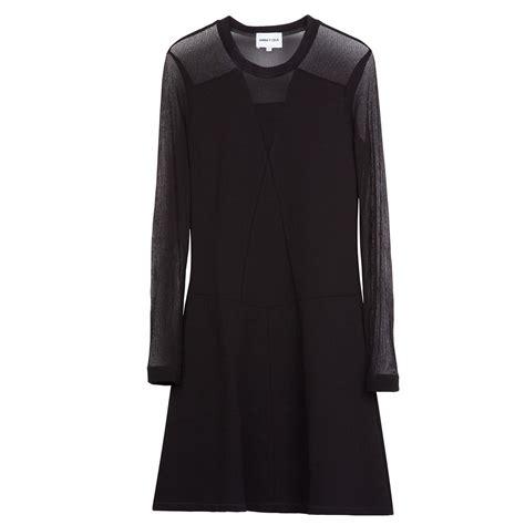robe comptoir des cotonniers hiver 2015
