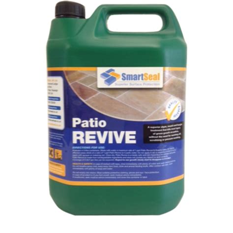 Patio Sealer by Smartseal Patio Sealer Patio Sealant Gt Patio Cleaner