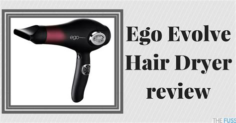 Alter Ego Hair Dryer Reviews ego evolve hair dryer review the fuss