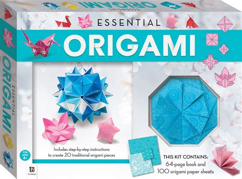 Origami Sets For Adults - essential origami kit origami craft adults