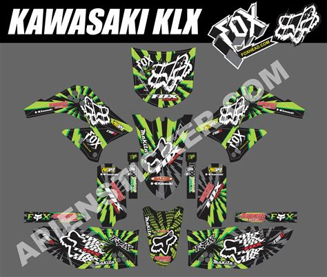 Decal 150 Rr New Sunmoon 04 Hitam Sticker Striping 11 striping 150 rr new hitam motif sunmoon v1 hijau replica 77 striping