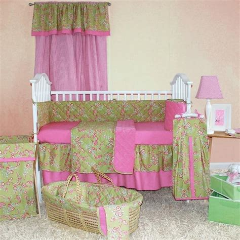 cherry blossom crib bedding sleeping partners cherry blossom crib bedding collection