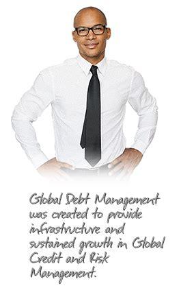 global debt management services