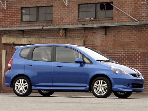 honda fit 2006 specs pictures of honda fit sport us spec gd 2006 08 1600x1200