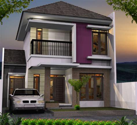 desain tak depan rumah lantai 2 19 model rumah 2 lantai paling keren 2018 desain rumah