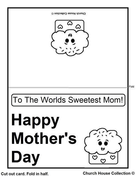 printable mothers day cards for to make church house collection printable s day cards