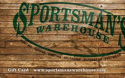 Sportsmans Warehouse Gift Card - sell sportsman s warehouse gift cards raise