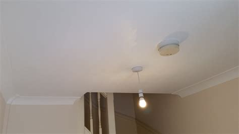 Flat Paint For Ceiling by Repairing Water Damage To Walls And Ceilings