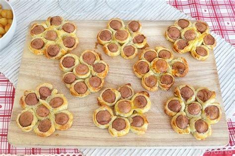 pasta per fiori 187 fiori di wurstel ricetta fiori di wurstel di misya