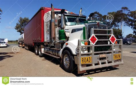 kenworth corporate kenworth truck editorial image image of suburb