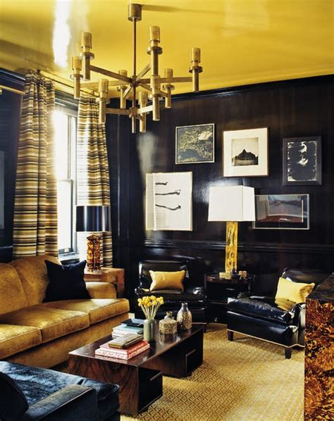 mustard living room mustard and gold accents ideas and inspiration