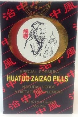Huatuo Zaizao Pills Huatuo Zaizao Wan huatuo zaizao pills wing ming herbs inc