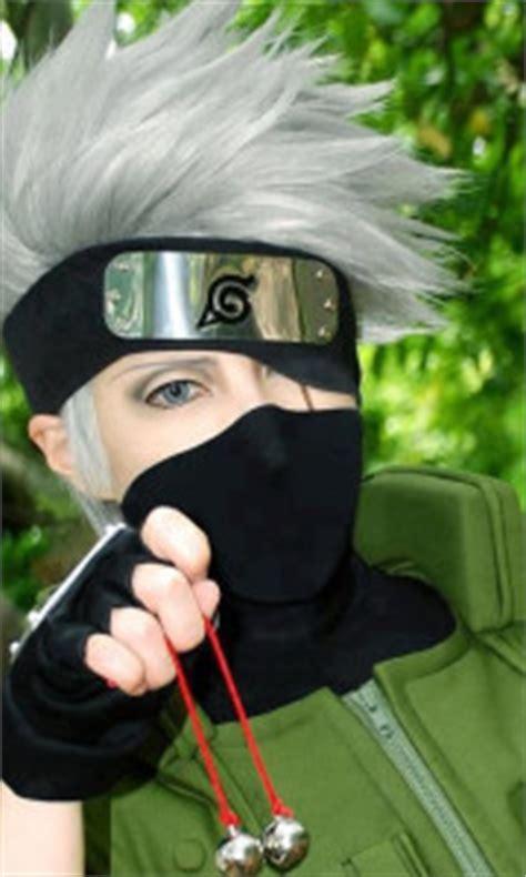 kakashi cosplay costume konoha anbu style naruto