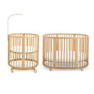 Stokke Mini Crib Stokke Sleepi Mini And Sleepi Bed Extension Including Mini And Sleepi Cot Mattresses And Drape Rod