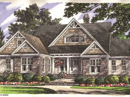 Birchwood House Plan Modern Bungalow House Plans Craftsman Bungalow House Plans