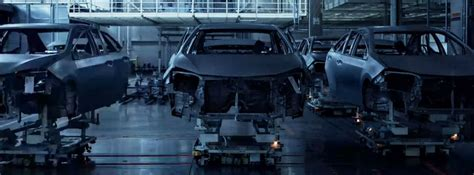 toyota manufacturing process toyota car manufacturing process ppt