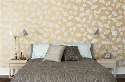 wallpaper a fast way to decorate a newport winter rental