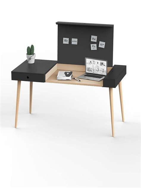 Slim Study Desk by Best 25 Laptop Desk Ideas On Desks For Small