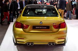 Bmw Coupe 2015 2015 Bmw M4 Coupe Rear View Photo 58
