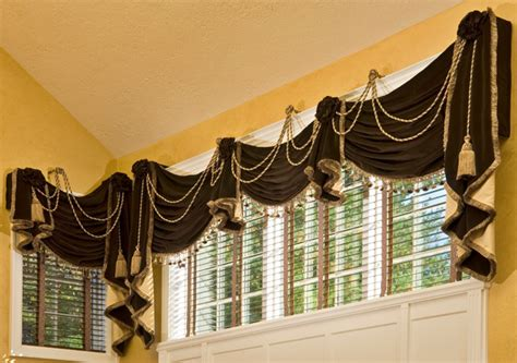 custom design window treatments custom window treatment original design traditional