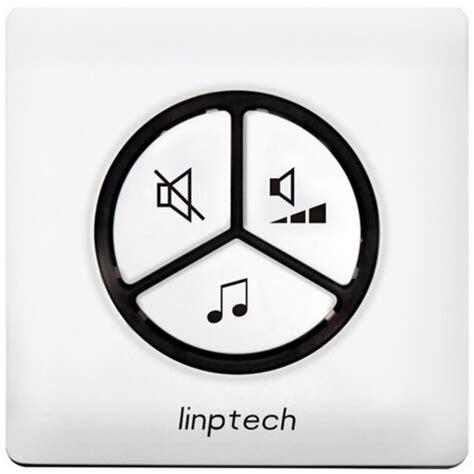 Linptech Linbell G2 Self Generating Wireless Waterproof Door Bell linptech linbell g1 self generating wireless waterproof door bell white jakartanotebook