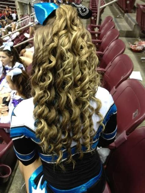 school cheer hairstyles 17 best images about cheerleading hairstyle ideas on