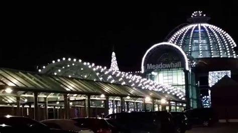 sheffield christmas lights meadowhall lights 2015