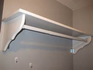 Installing Closet Rod And Shelf by Lindy S Oasis Aka New Walk In Closet A A
