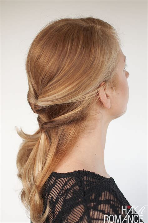 Topsy Hairstyles by On Your Everyday Ponytail This Easy Topsy Turvy Ponytail