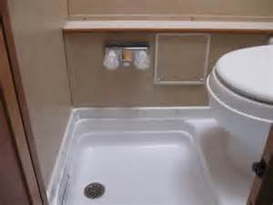cer shower toilet combo open roads forum truck