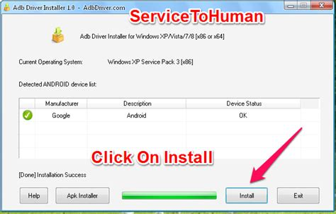 android tools and drivers how to do rest on android tablet or phone from pc service to human