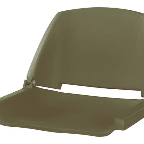 folding molded boat seat 8wd138ls 713 molded fishing seats plastic fold down