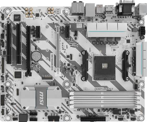 Ready Msi B350 Tomahawk Arctic overview for b350 tomahawk arctic motherboard the world leader in motherboard design msi