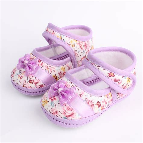 flower shoes toddler baby toddler bow flower shoes autumn footwear