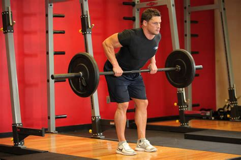 bench over row bent over barbell row exercise guide and video